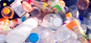 Plastic afval