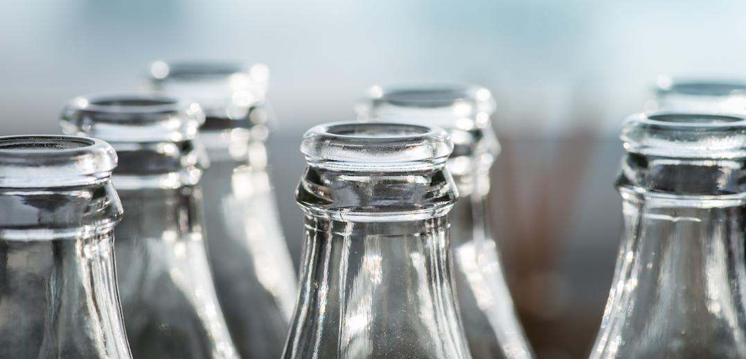 flessen glas