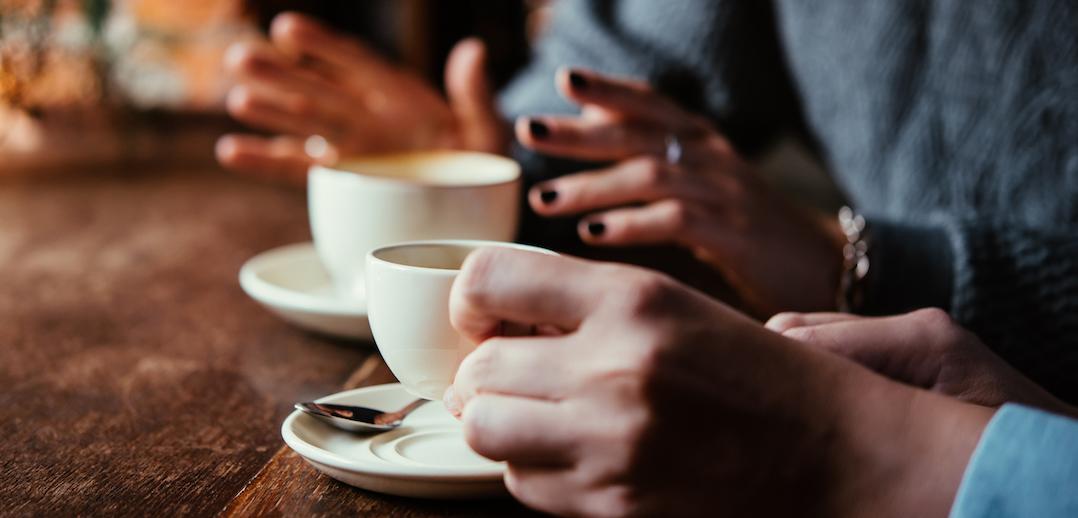 Koffie overleg