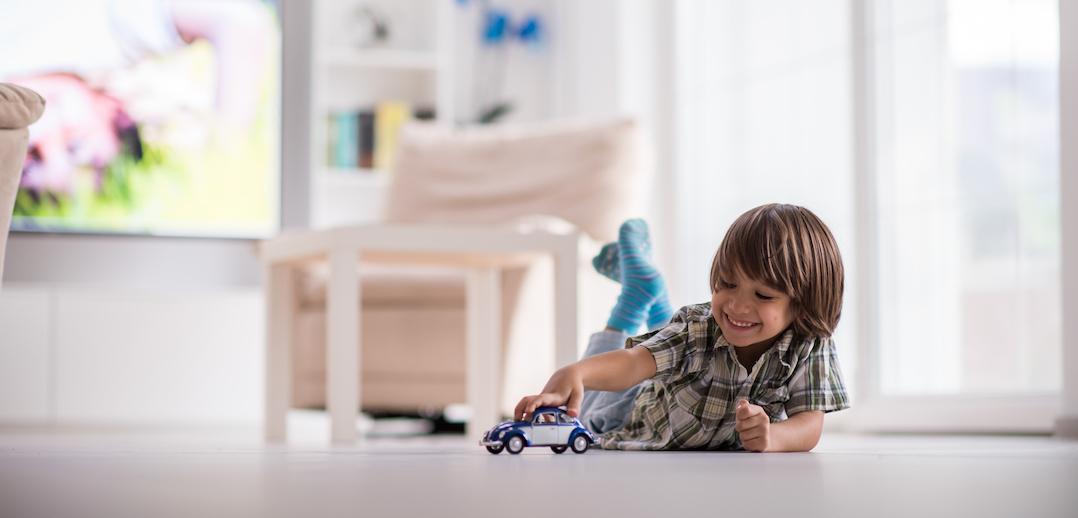 kind spelen