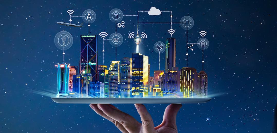 Digitale stad