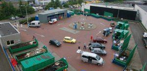 Amstelveen afvalbrengstation