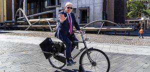 Afscheid burgemeester Van Zanen