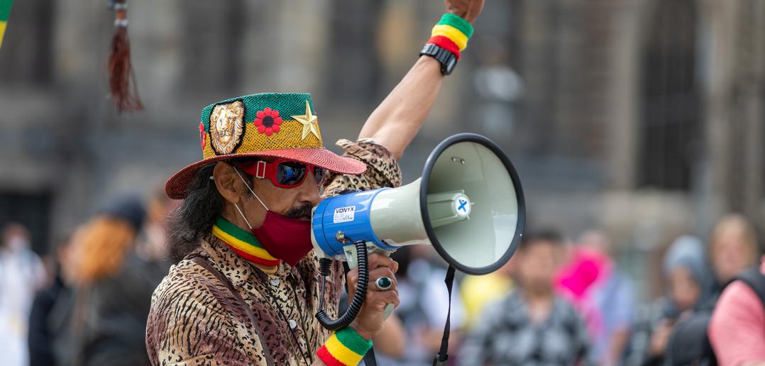 demonstratierecht corona