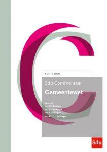 Sdu-Commentaar-Gemeentewet-2020
