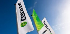 Centric vlaggen Gemeentenu