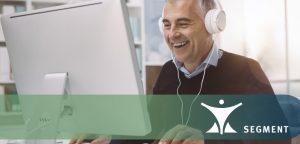 Online leren Segement Gemeentenu