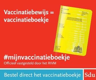 Banner vaccinatieboekje