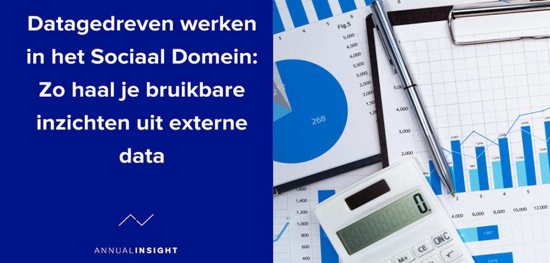 Datagedreven werken in het sociaal domein
