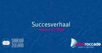 Afname LV WOZ Succesverhaal Sabewa Afname afb