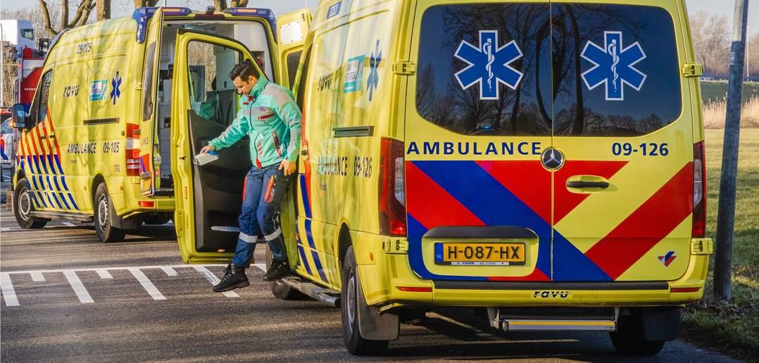 Business intelligence helpt bij goede ambulancezorg