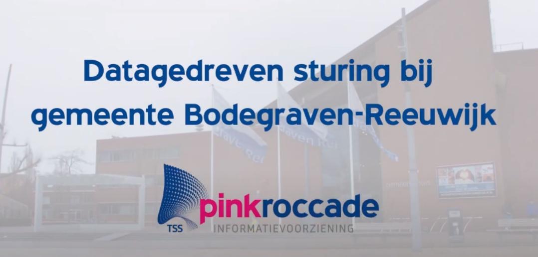 Miniserie datagedreven sturing met gemeente Bodegraven-Reeuwijk