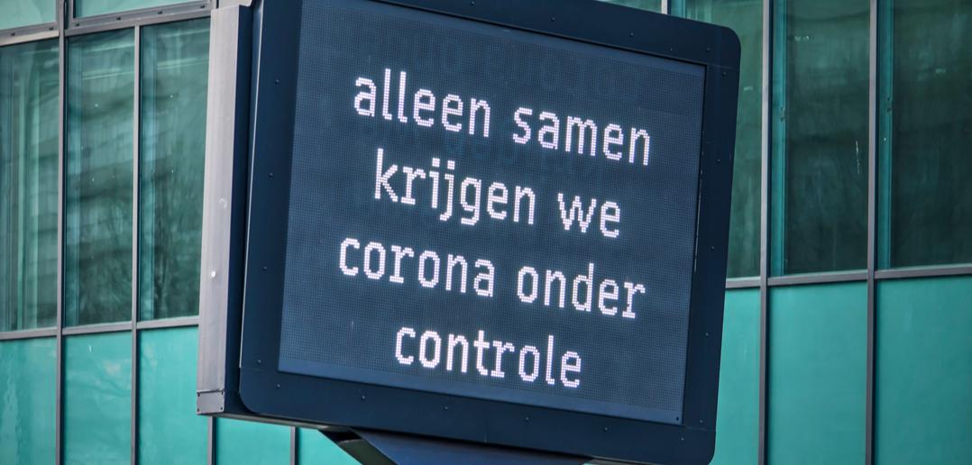 Coronarekening niet naar burger Rotterdam