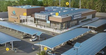 Green energy supermarket EXPIRION