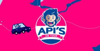 Api's on tour PinkRoccade Common Ground