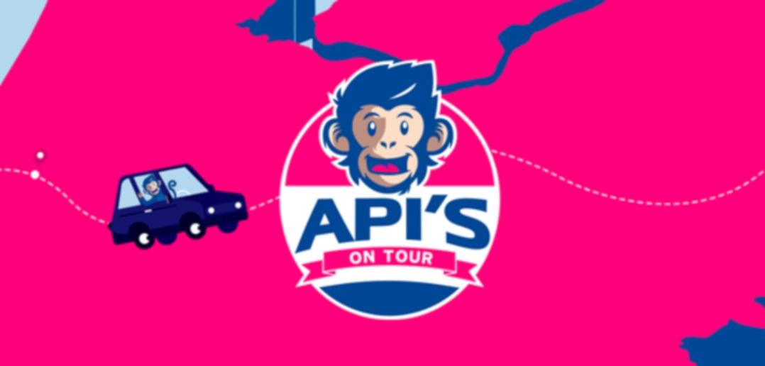 API's on Tour: het land in voor Common Ground